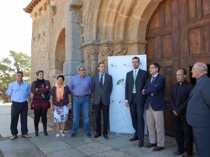The Atlantic Romanesque Plan has reached a performance level of 40% in Castile and León