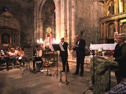 Concierto en San Martín de Castañeda