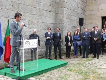 El Plan Románico Atlántico interviene en la iglesia de Covas do Barroso en Portugal
