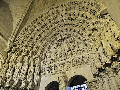 Puerta del Perdón. Catedral de Ciudad Rodrigo