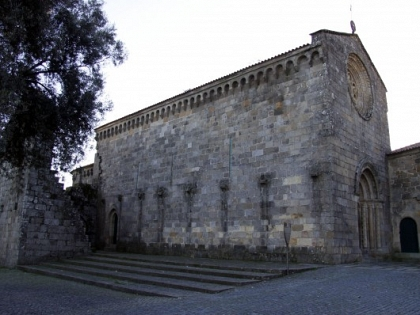 The church of Roriz will be one of the buildings included in the SHBuildings project