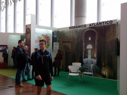Bienal AR&PA;, una ventana para mostrar Románico Atlántico