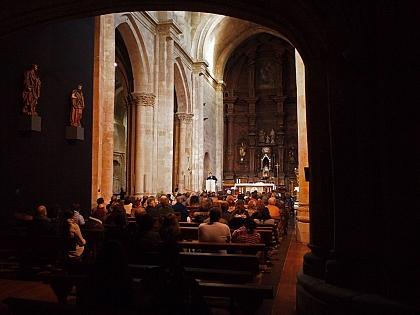 Gran acogida de las Jornadas Culturales de Románico Atlántico en San Martín