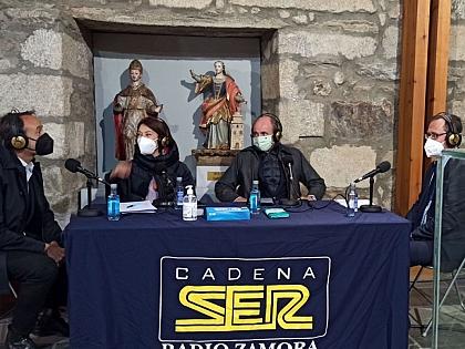 Today Zamora from San Martín de Castañeda