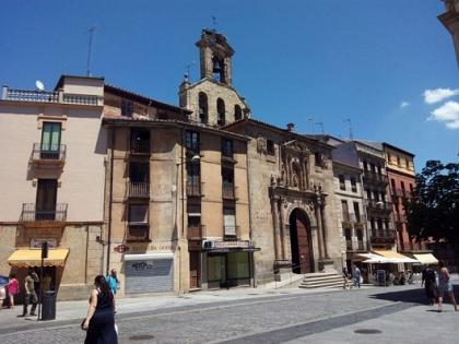 Pre-monitoring in San Martín de Tours, Salamanca