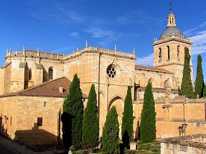 O Românico Atlântico avalia o estado da catedral de Ciudad Rodrigo