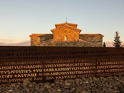 Atlantic Romanesque organises several cultural actions to boost the territory