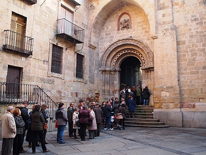 Great reception of the Cultural workshops by the Atlantic Romanesque in San Martín