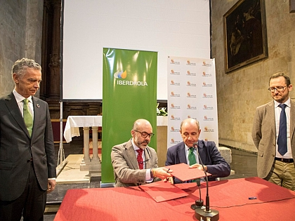 The Regional Government of Castilla and León and Iberdrola Foundation Spain continue developing the