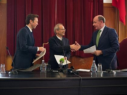 Iberdrola arranca la segunda fase del Plan Románico Atlántico en Boticas y Guimarães