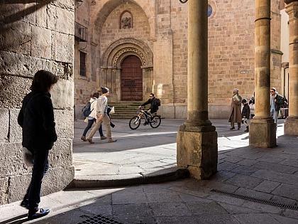 Jornada técnica de puertas abiertas en la iglesia de San Martín dentro del Plan Románico Atlántico