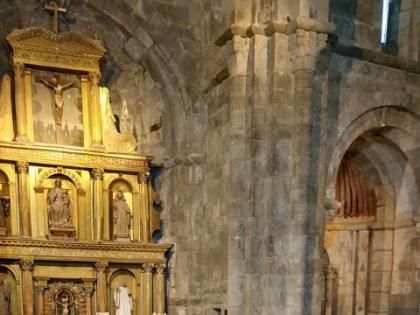 Románico Atlántico llena de música la iglesia de San Martín de Castañeda